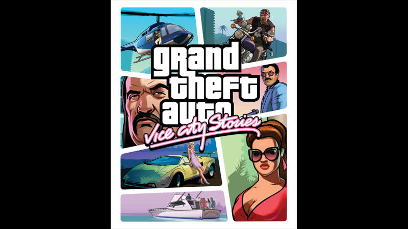 GTA Vice City Stories Sentiel XS с пуленепробиваемыми колёсами