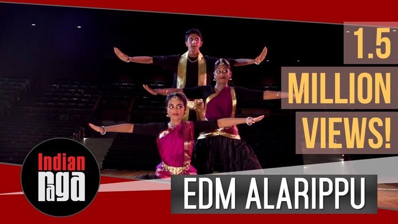 EDM Alarippu Bharatanatyam Best of Indian Classical Dance