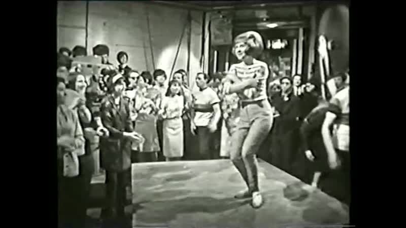 LULU - Singing Shout from Ready Steady Go 1965