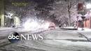Arctic blast bears down on the Midwest l ABC News