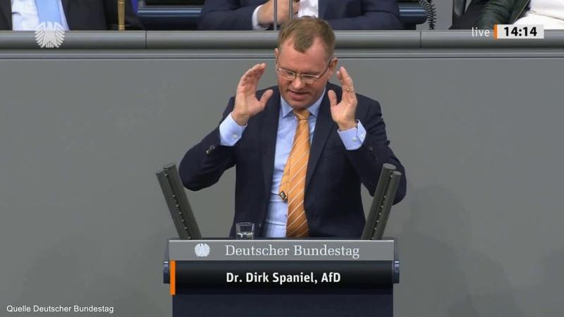 Dr. Dirk Spaniel (AfD) | AfD ist die einzige Partei, die sich für die Autofahrer einsetzt
