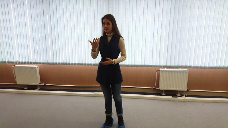 1 11 19г Ораторское мастерство телеведущая продюсер телеканала 78 Екатерина Дейнека
