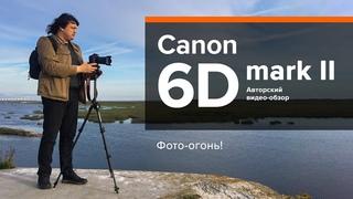 Canon 6D mark II - видео обзор