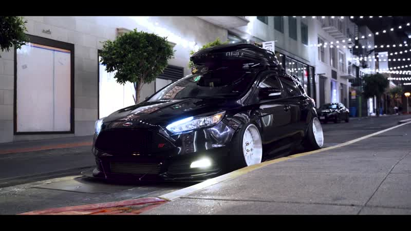 My Bagged Ford Focus ST Pt. 1   Perfect Stance