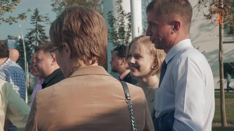 Омские гости в «Технограде»
