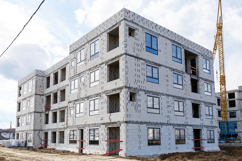 Отчет о ходе строительства апрель 2020 квартал «Среда», изображение №7