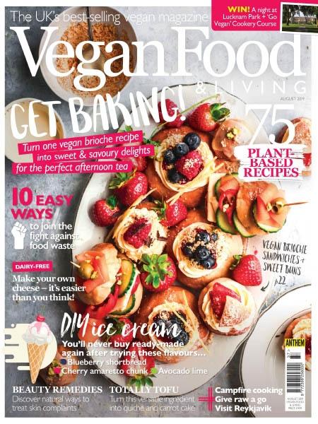 Vegan Food and Living 08.2019