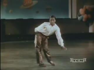 "Earl ""snakehips"" tucker (roots of breakdance) 1930s"