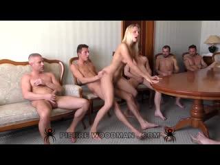 Bianca Ferrero Woodman Casting (Porn Anal Sex Fuck Ass lick Milf Squirt Group GangBang Порно Gonzo Blowjob Секс Оргия Анал xxx)