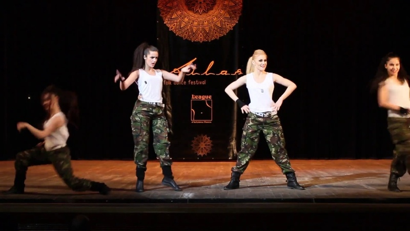 Iraqi dance Sumaya Evgeniya Logvina
