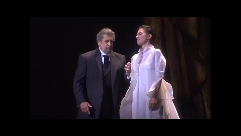 LA TRAVIATA aux Chorégies d'Orange 2016 Jaho Domingo Meli