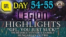 Path of Exile 3 7 LEGION DAY 54 55 Highlights GFL YOU JUST S**K HUNGARIAN OUTRO