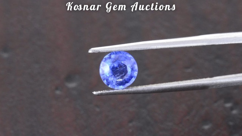 Lovely Royal Blue Nepalese Kyanite Gemstone from KGC