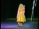 Maria Shashkova`s debut with the Indian dance