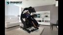 Zero Gravity Workstation Chair