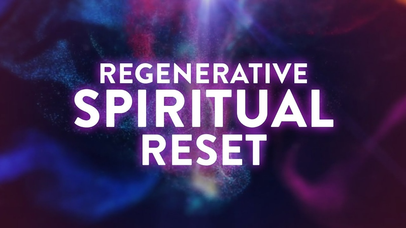 Regenerative Spiritual Reset ✧ 111Hz, 222Hz, 444Hz, 888Hz ✧ Deep Healing Meditation