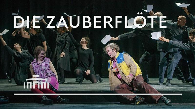 Die Zauberflöte full Dutch National Opera