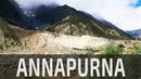 Аннапурна трек Дрон Осень