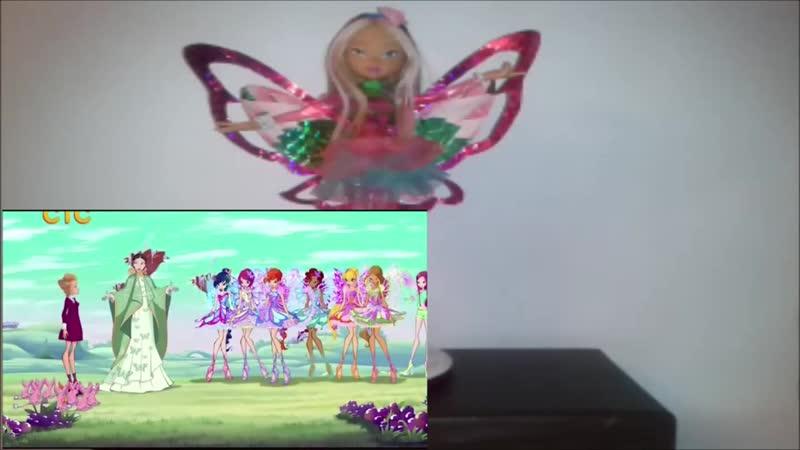 Обзор на Куклу Флору Тайникс от Маттел_Че за новости_SASHA CLUB_Flora Tynix Doll