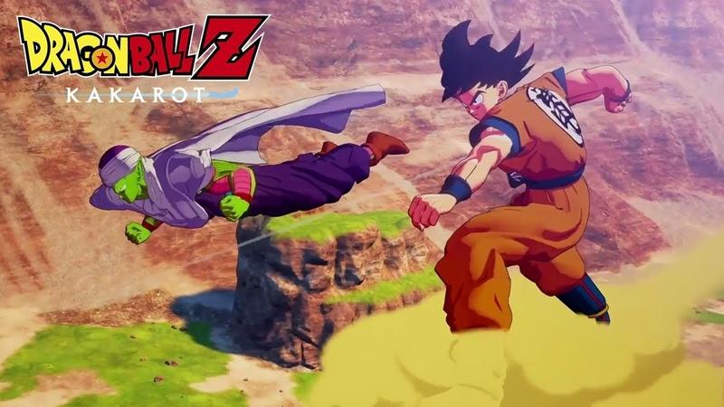 Dragon Ball Z: Kakarot - Game Introduction - PS4/XB1/PC