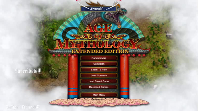 Age of Mithology Nuevas Aventuras
