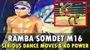 Thailand's Dancing Knockout Artist - Rambaa Somdet M16   Muay Thai Highlights