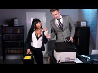 [Big Tits At Work] Valentina Ricci - Stuck In The Copier (2020-01-10)