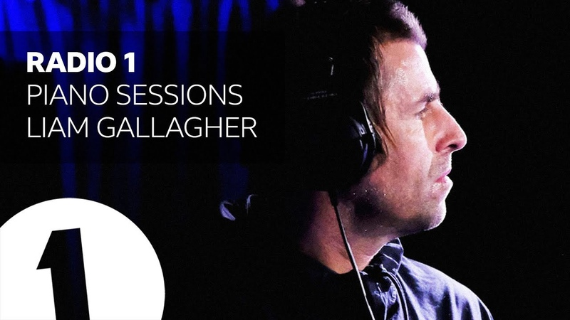 Liam Gallagher - Champagne Supernova - Radio 1 Piano Sessions