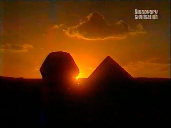 Сфинкс: загадка в камне