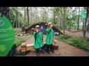 Домик хранителя парка - новый проект команды Парков Красногорска в ЭкоПарке «Губайловский»🌿