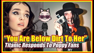 Poppy Scammed Her Fans of $14,000+ and Titanic Sinclair Comments For The First Time Since Split