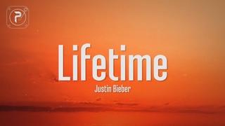 Justin Bieber - Lifetime (Lyrics)