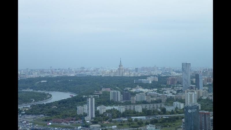 Барическая пила пришла в Москву