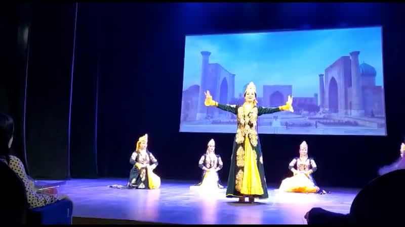 Мухстахзод-ансамбль «Бахор» золотой фонд Узбекистана