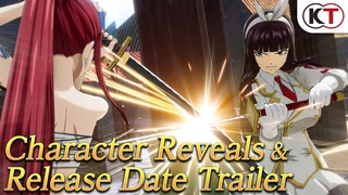 FAIRY TAIL – Character Reveals & Official Release Date Trailer