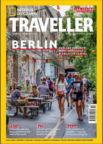 2019-10-01 National Geographic Traveller UK