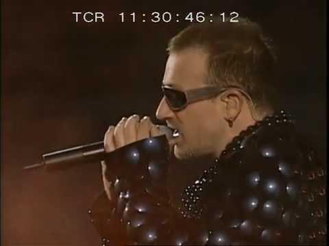 U2 Popmart DVD unused extra live tracks