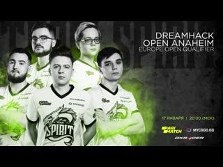 Dreamhack open anaheim european open qualifiers