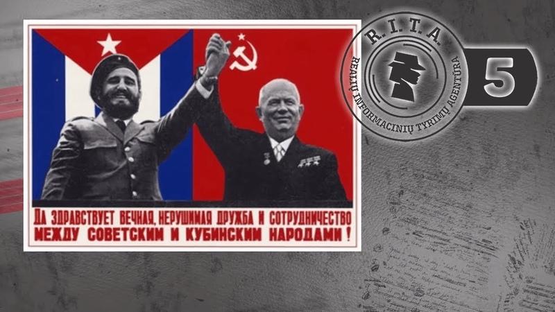 Kaip dauginasi kremlinė propaganda ir jos daugintojai R I T A S02E05