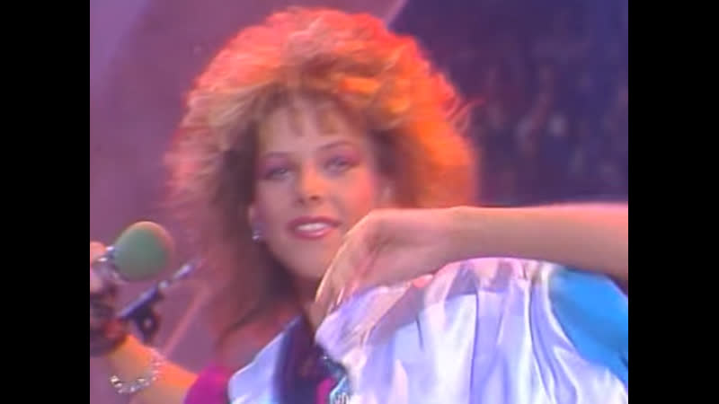 C C Catch I Can Lose My Heart Tonight Peter's Pop Show 1985