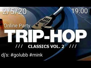 TRIP-HOP / DOWNTEMPO / MODERN SOUL / ACID JAZZ / JAZZY HIP-HOP / LOUNGE Online Party