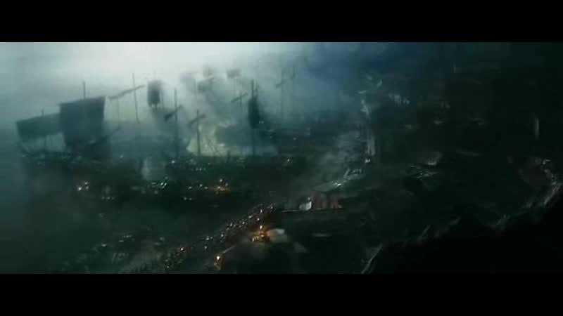 Фрагмент из фильма Бен Гур 2016