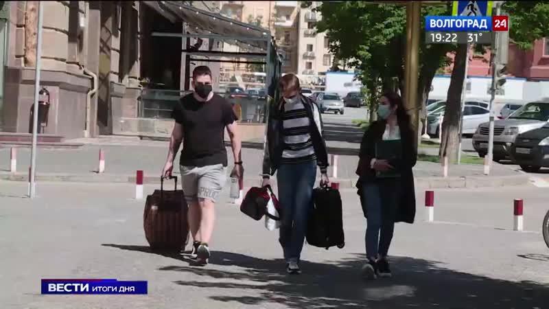 Студенты-медики отправились в Урюпинск для борьбы с коронавирусом