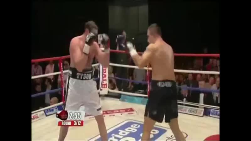 Тайсон Фьюри vs Невен Пайкич (полный бой) [12.11.2011]