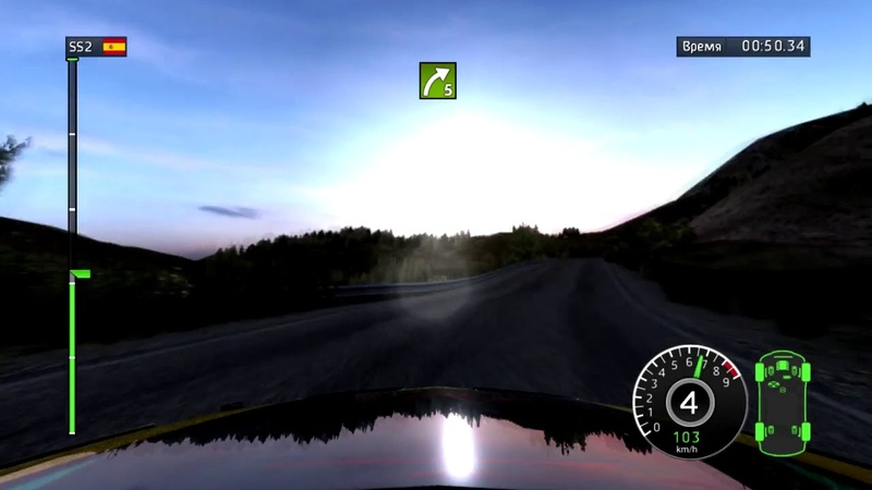 WRC 40 Кубок Skoda Fabia S2000 2 Rally RACC Rallye de Espana Santa Marina 1
