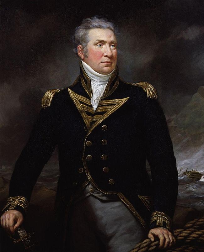 Британский адмирал