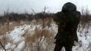 Охота на кабана с западно-сибирской лайкой.