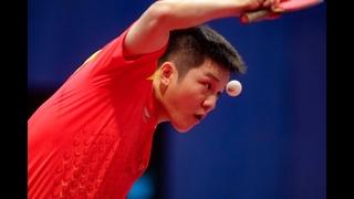 Fan Zhendong vs Lin Gaoyuan | MS-SF | 2019 Asian Championships
