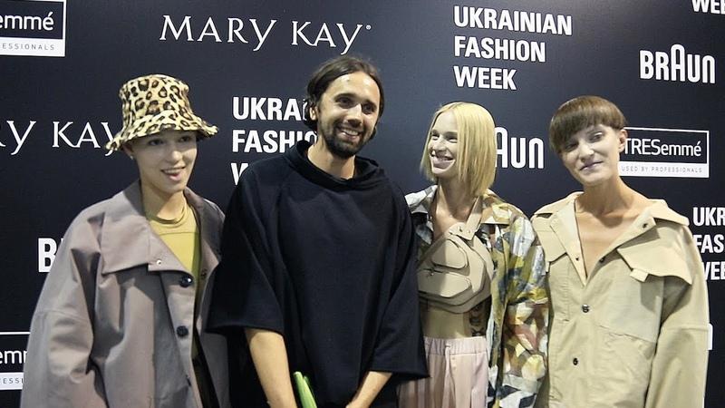 Dastish Fantastish: Показ нового експерта Топ-модель по-українськи 3