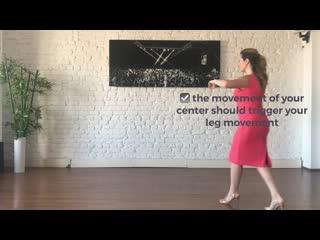 Tango Practice by Vanessa Gauch. Mini Practice#62